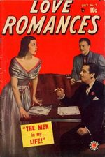 Love Romances # 7