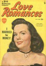 Love Romances # 10