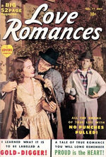 Love Romances # 11