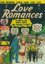Love Romances # 15