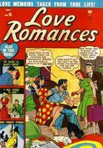 Love Romances # 16