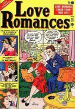 Love Romances # 20