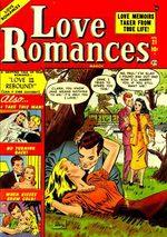 Love Romances # 21