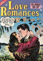 Love Romances # 22