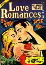 Love Romances # 24