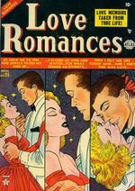 Love Romances # 25