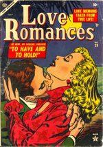 Love Romances # 29