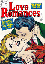 Love Romances # 31