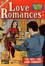 Love Romances # 35