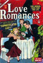 Love Romances 40