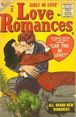 Love Romances 51