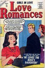 Love Romances 72