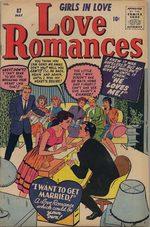 Love Romances 87