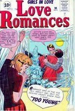 Love Romances 96