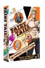 couverture, jaquette Fairy Tail Collection 8