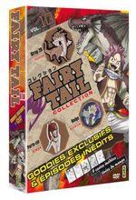 couverture, jaquette Fairy Tail Collection 10