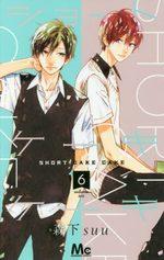 Short Cake Cake 6 Manga