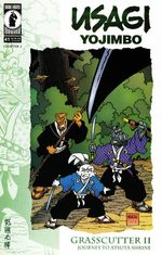 Usagi Yojimbo 41 Comics