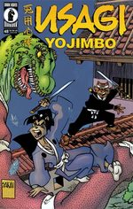 Usagi Yojimbo 48 Comics