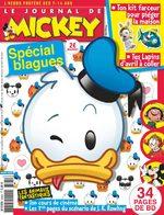 Le journal de Mickey 3380 Magazine