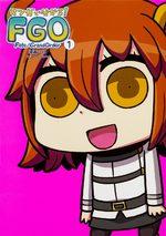 Manga de Wakaru! Fate/Grand Order # 1