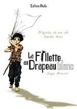 La fillette au drapeau blanc 1 Manga