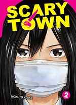 couverture, jaquette Scary town 2