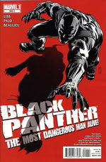 Black Panther - The Most Dangerous Man Alive # 523.1