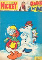 Le journal de Mickey 921 Magazine