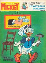 Le journal de Mickey 939 Magazine