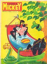 Le journal de Mickey 940 Magazine