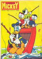 Le journal de Mickey 953 Magazine