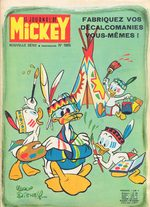 Le journal de Mickey 1005 Magazine
