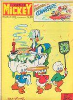 Le journal de Mickey 919 Magazine
