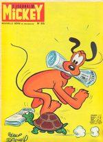 Le journal de Mickey 975 Magazine