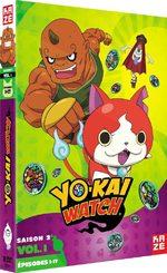 Yo-kai watch 4 Série TV animée
