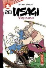 Usagi Yojimbo 20