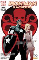 Iron Man & Avengers # 4