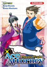 Ace Attorney Phoenix Wright T.1 Manga