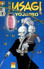 Usagi Yojimbo 63 Comics