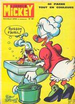 Le journal de Mickey 981 Magazine