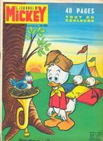 Le journal de Mickey 983 Magazine