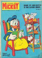 Le journal de Mickey 941 Magazine