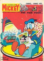 Le journal de Mickey 992 Magazine