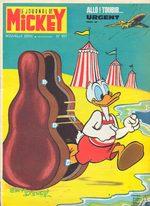 Le journal de Mickey 997 Magazine