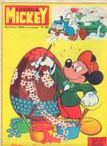 Le journal de Mickey 928 Magazine
