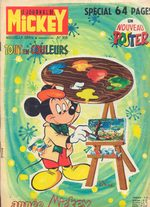 Le journal de Mickey 938 Magazine