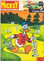 Le journal de Mickey 902 Magazine