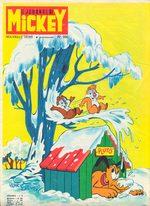 Le journal de Mickey 966 Magazine