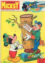 Le journal de Mickey 911 Magazine